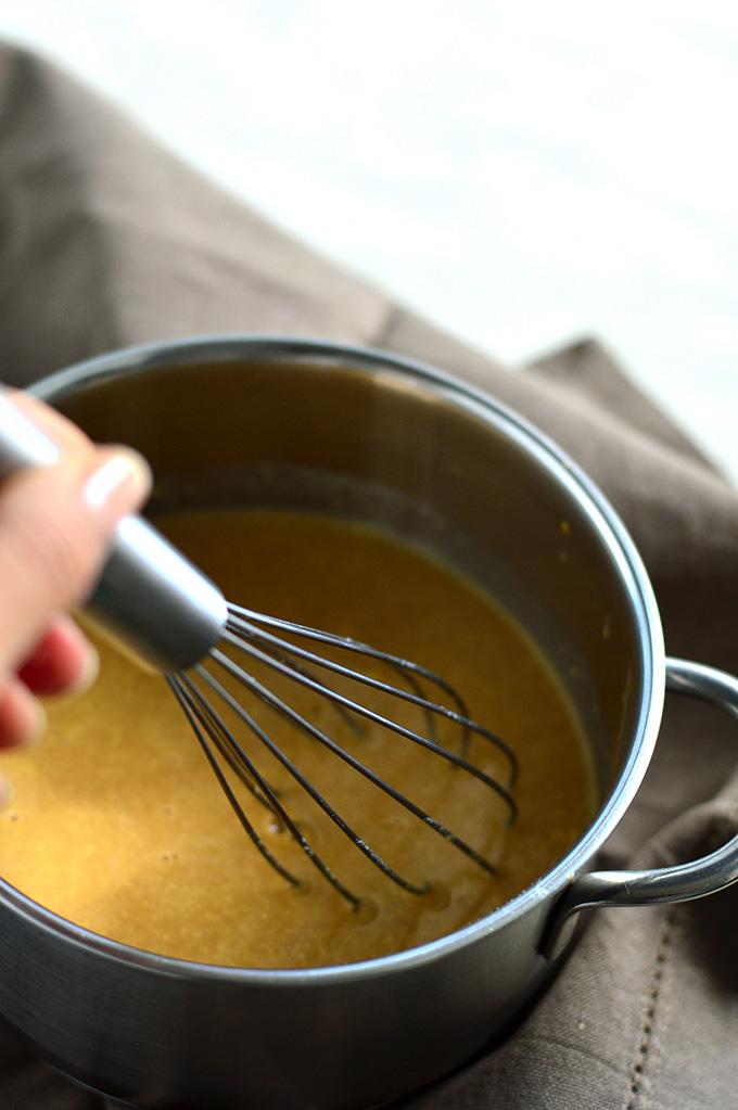 Rice and Bean Soup Vegan