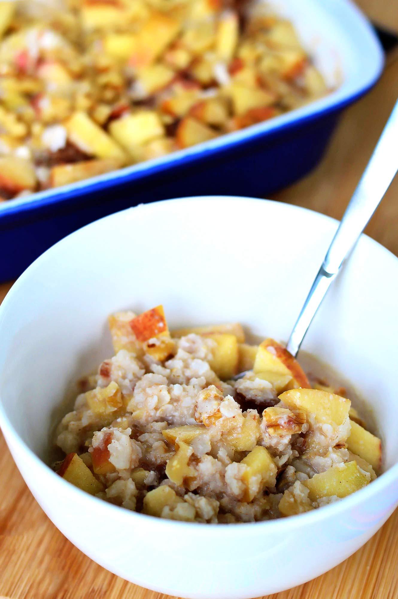 Winter Morning Porridge - a must for porridge lovers   www.thebrightbird.com