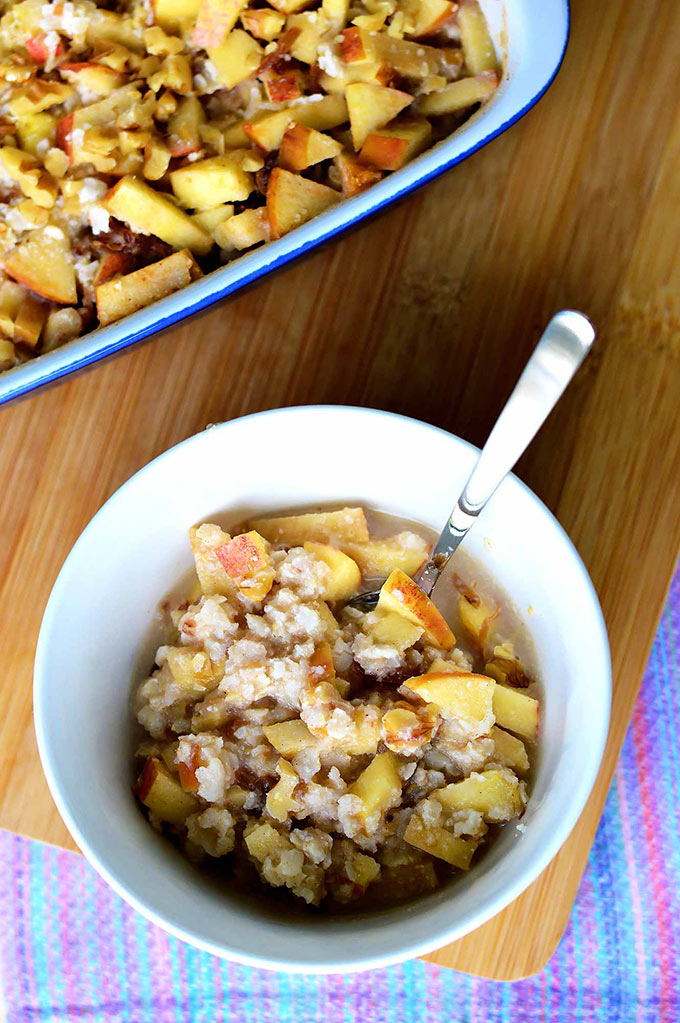 Winter Warm Rice Porridge - a must for porridge lovers | www.thebrightbird.com
