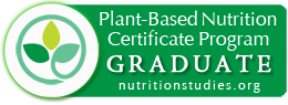 Certificado Plant-Based Nutrition
