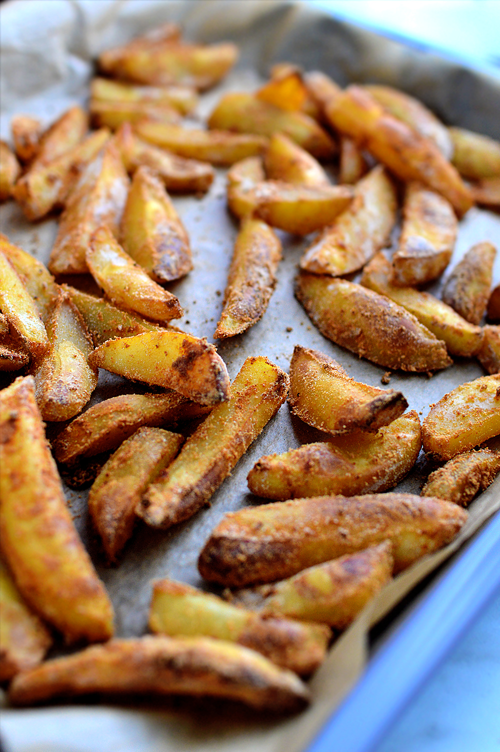 Crispy Oil-Free French Fries