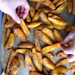 Oil Free Crispy French Fries
