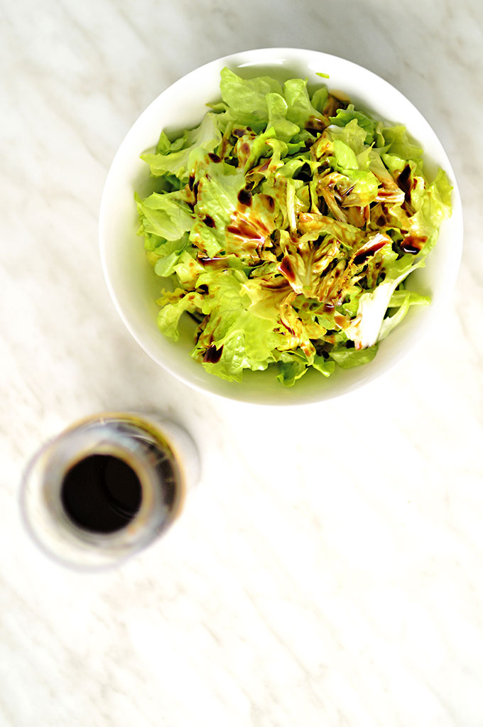 Oil Free Sweet Balsamic Dressing Vegan
