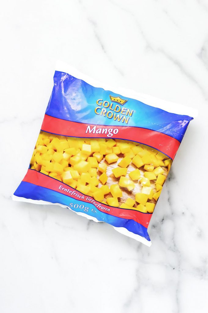 frozen mango bag