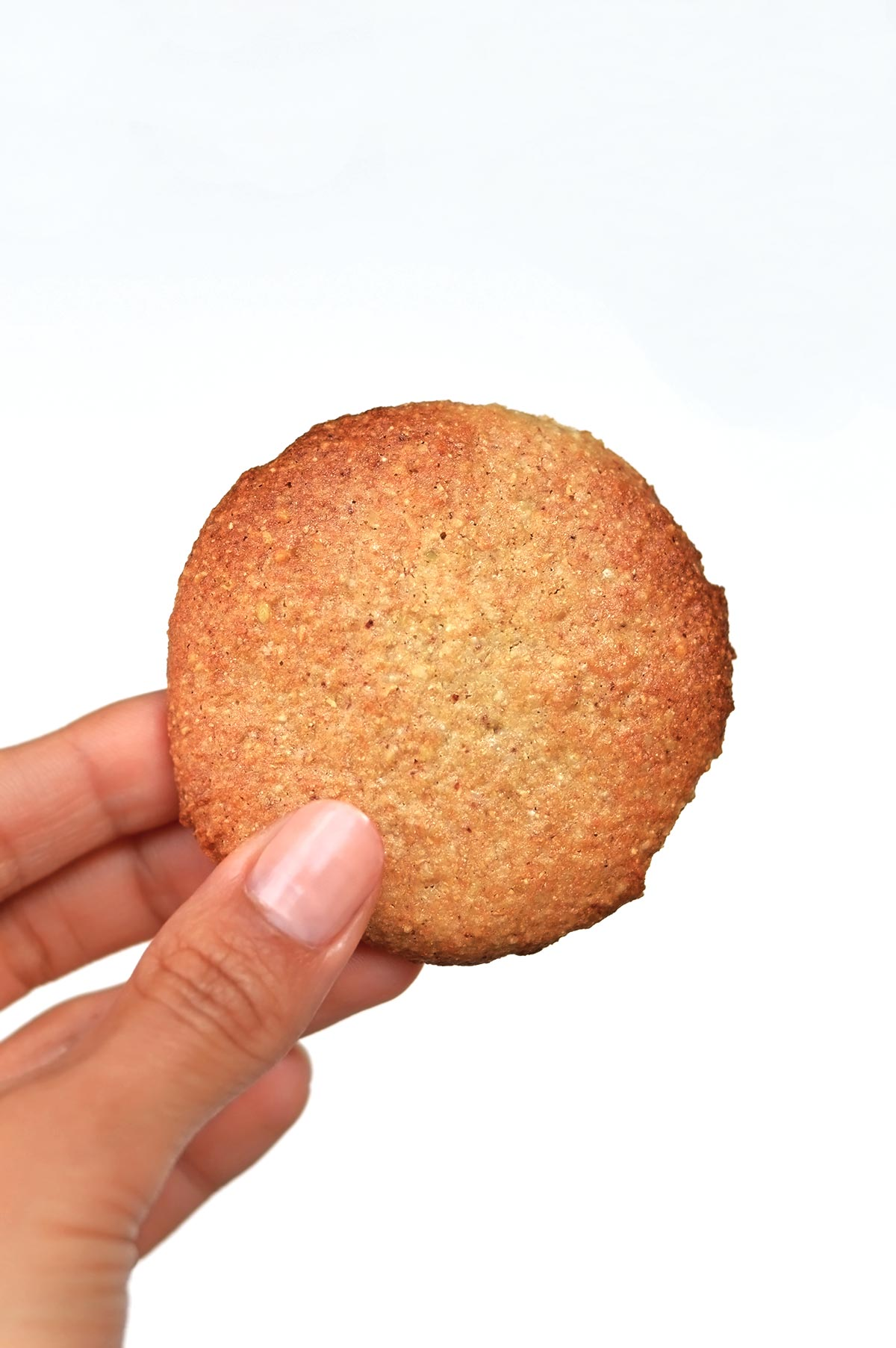 gluten-free and oil-free cookies