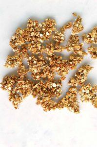 oil-free granola