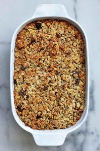 Granola oats